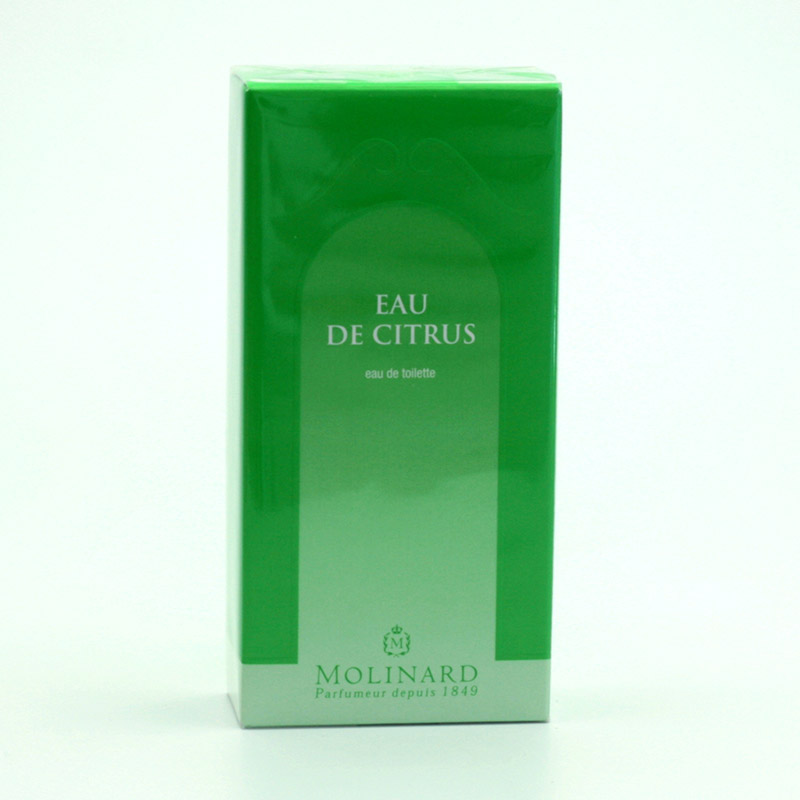 Molinard Toaletní voda Eau De Citrus, tester 100 ml