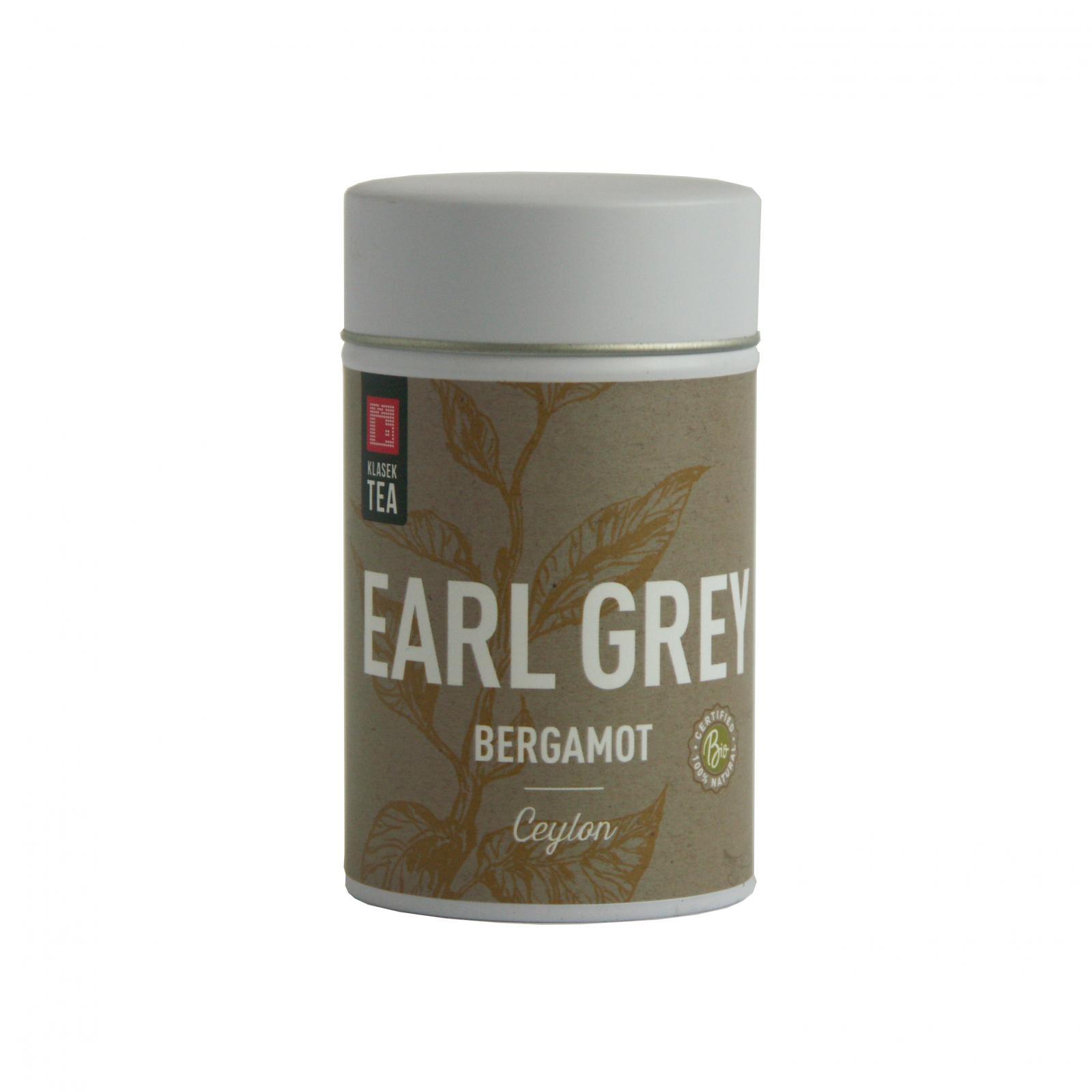 Klasek Tea Earl Grey, sypaný bio 70 g