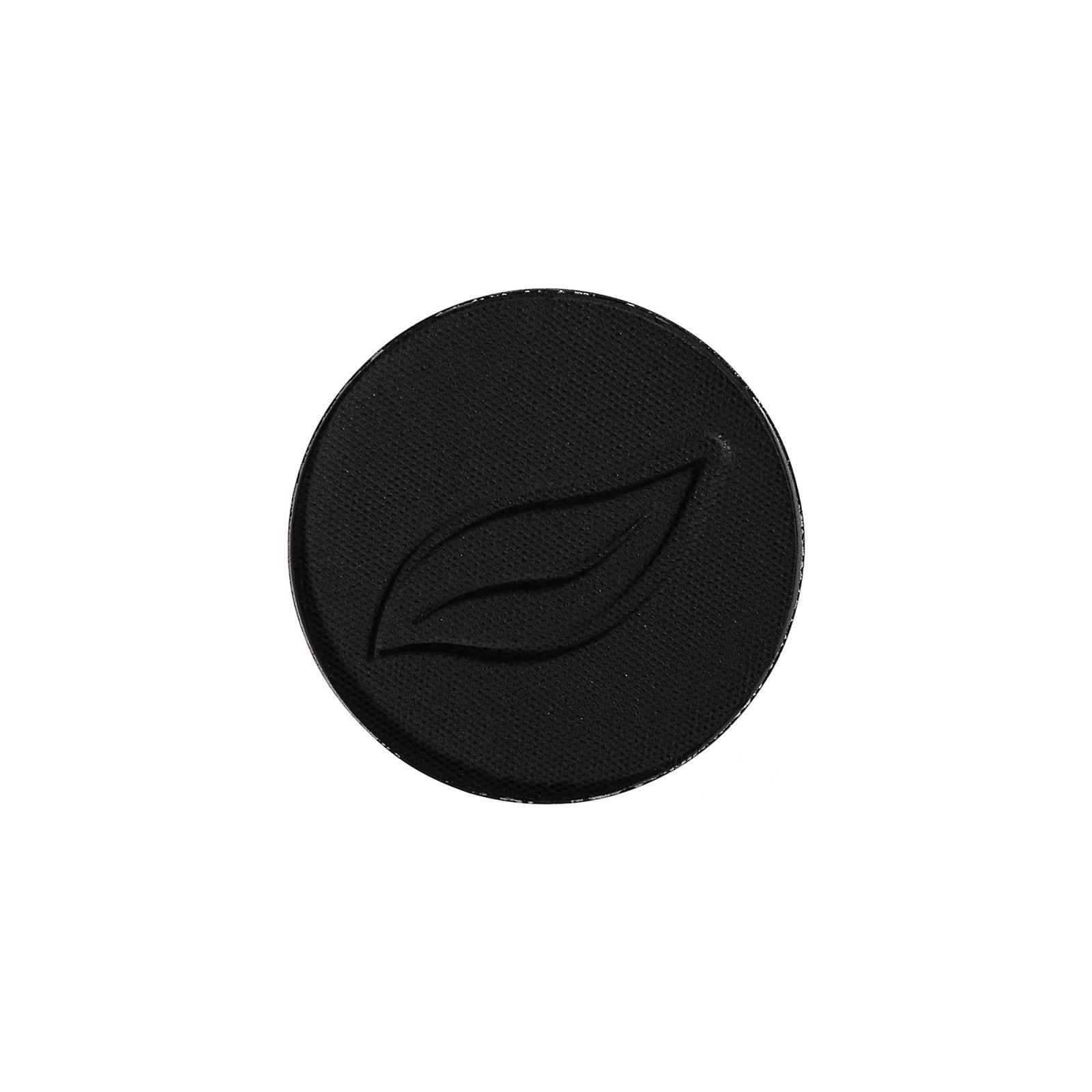 puroBIO cosmetics Minerální oční stíny 04 Black 2,5 g náplň