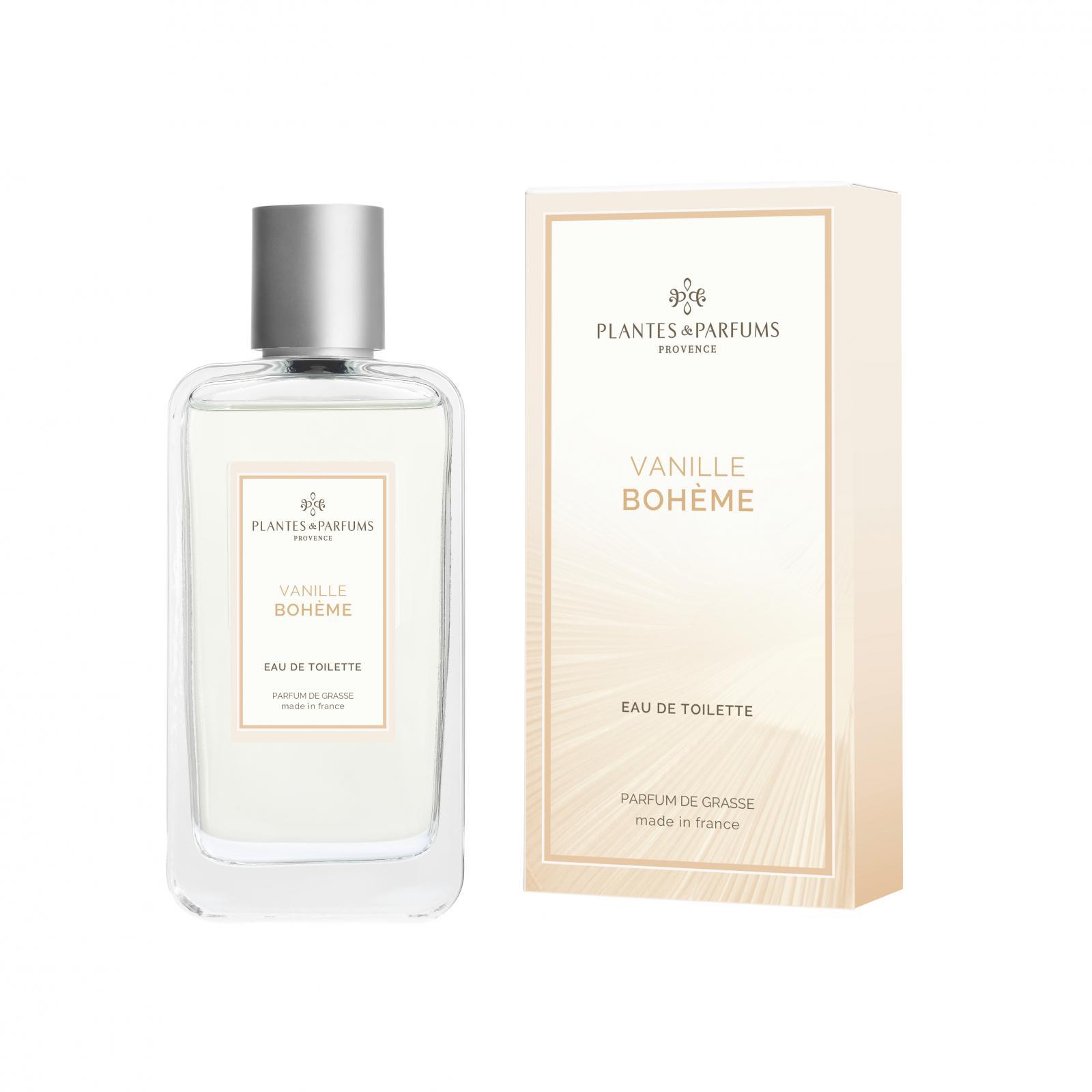 Plantes et Parfums Toaletní voda Vanille Boheme 100 ml