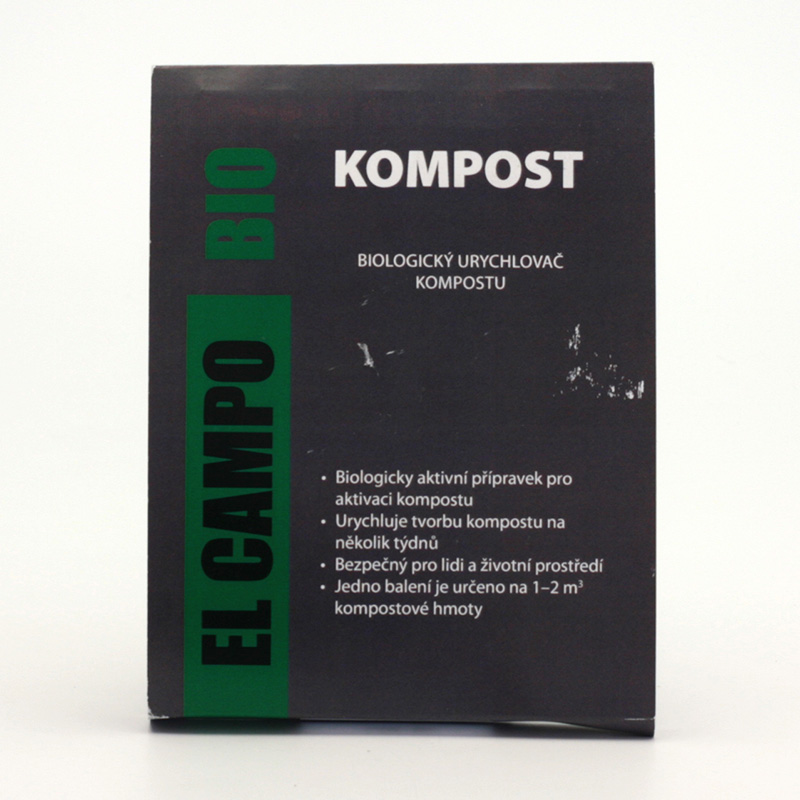 Yellow and Blue El Campo Bio Kompost 50 g