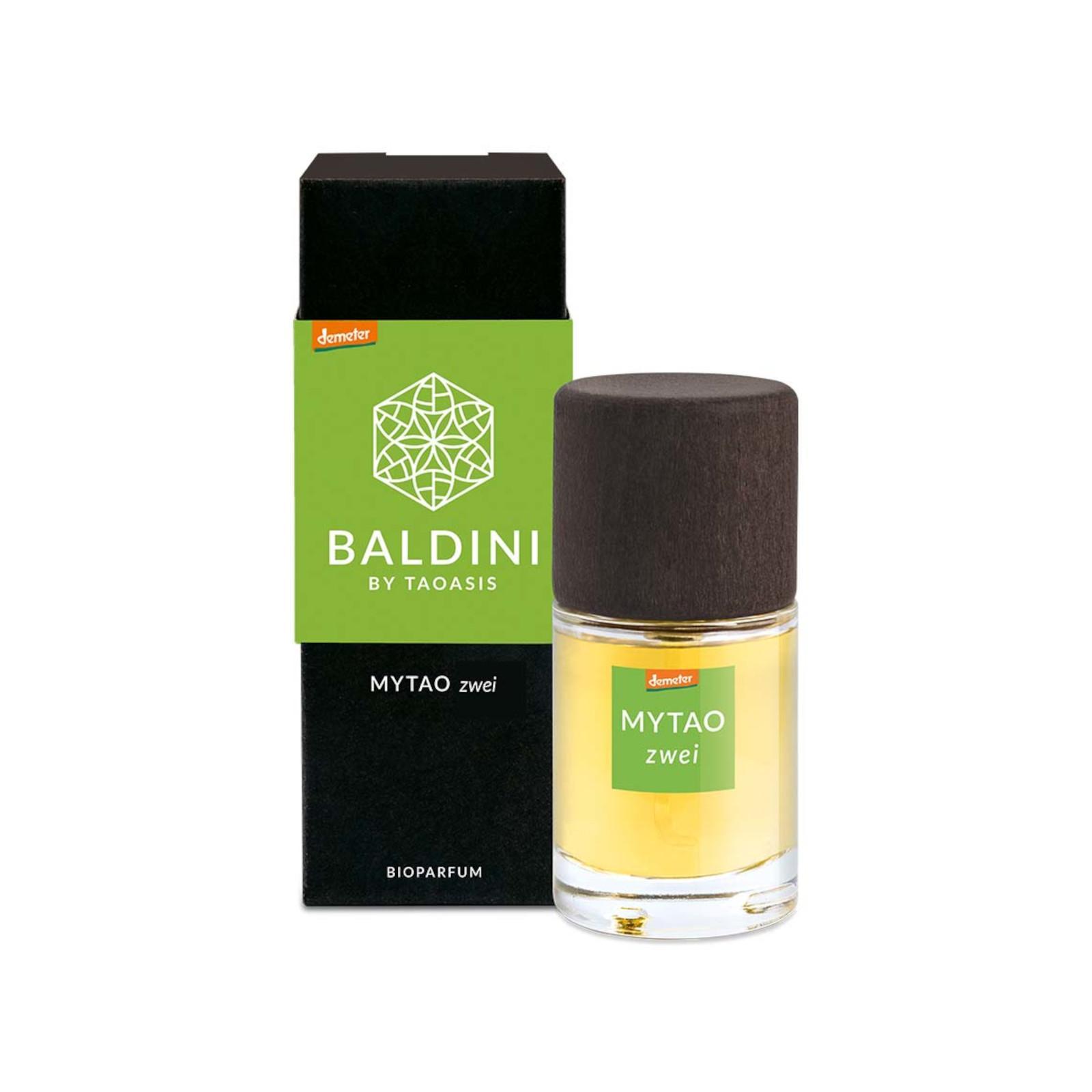 Taoasis Bio parfém Zwei, MYTAO 15 ml
