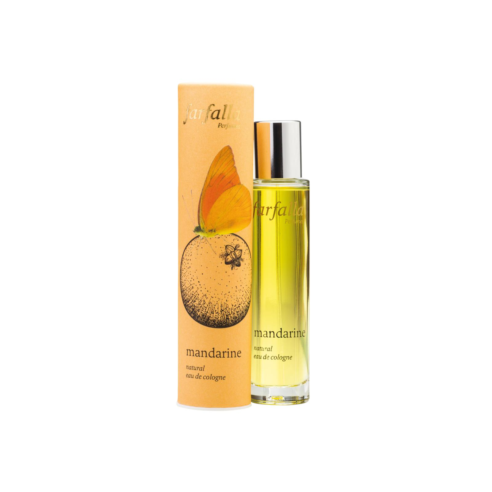 Farfalla Kolínská voda Mandarine, Dolce Vita 50 ml