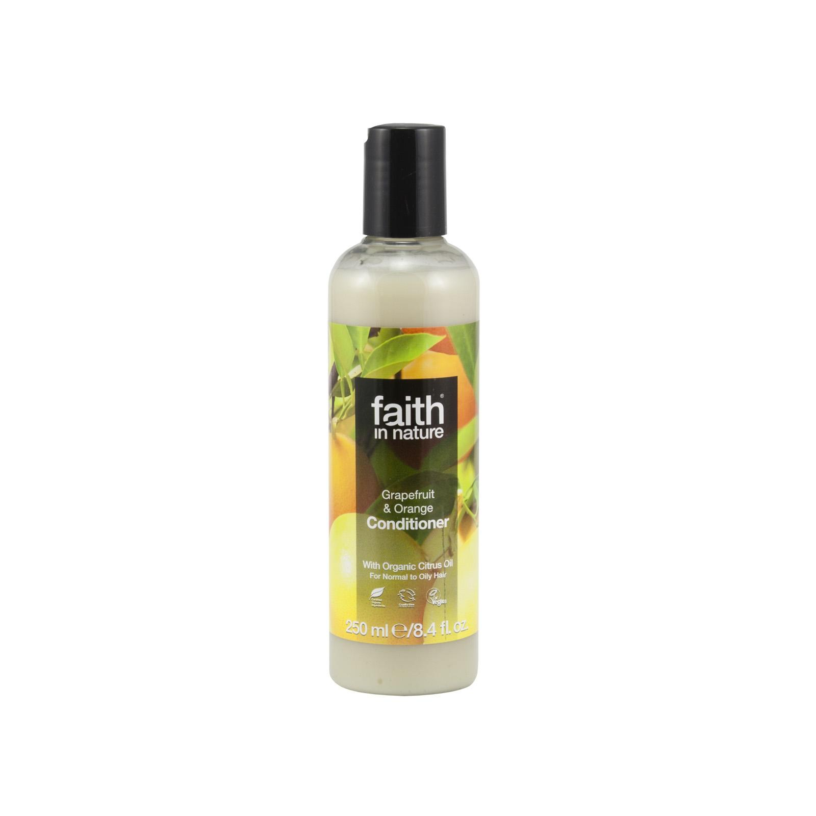 Faith in Nature Kondicionér grapefruit & pomeranč 250 ml