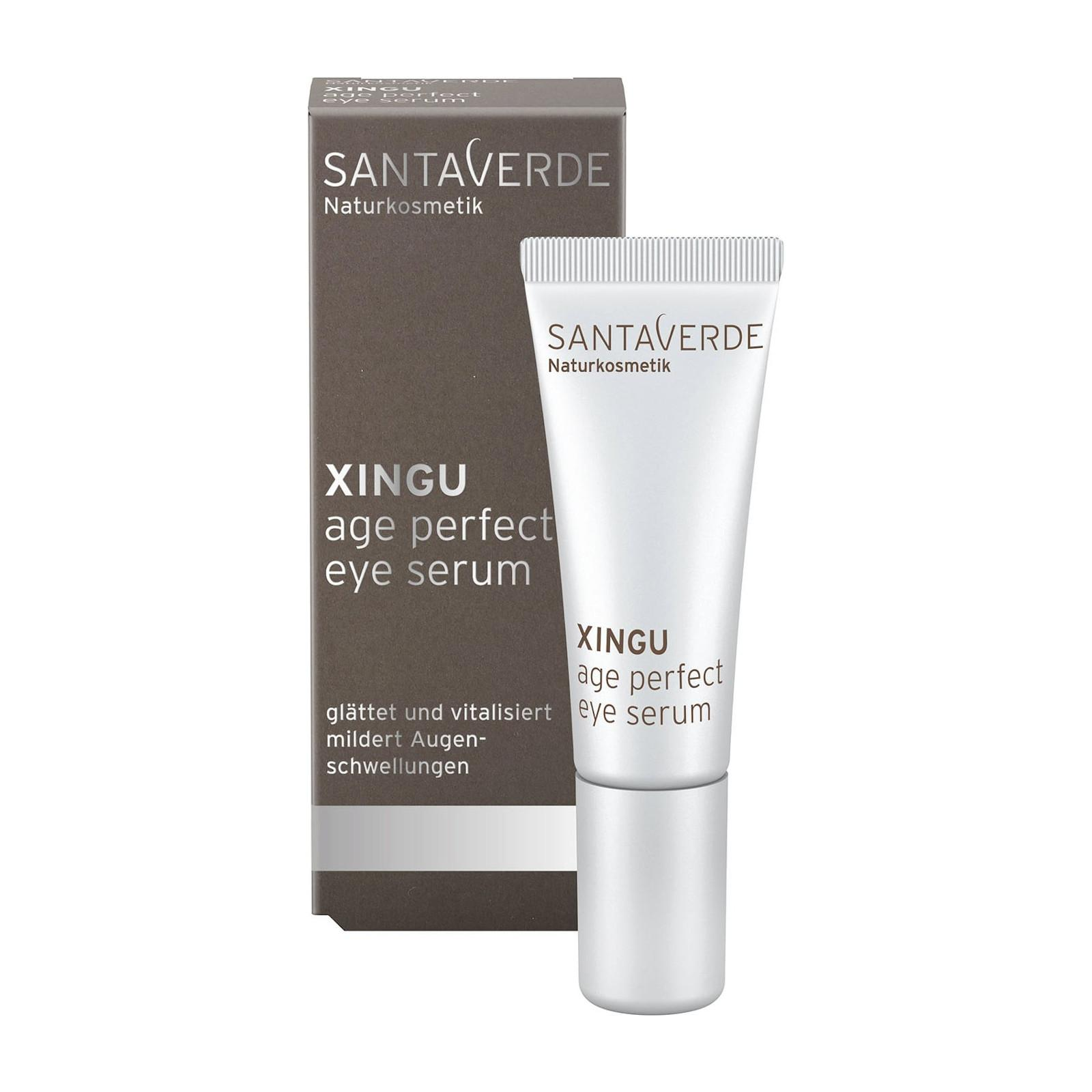 Santaverde Oční sérum Xingu, special anti-age care 10 ml