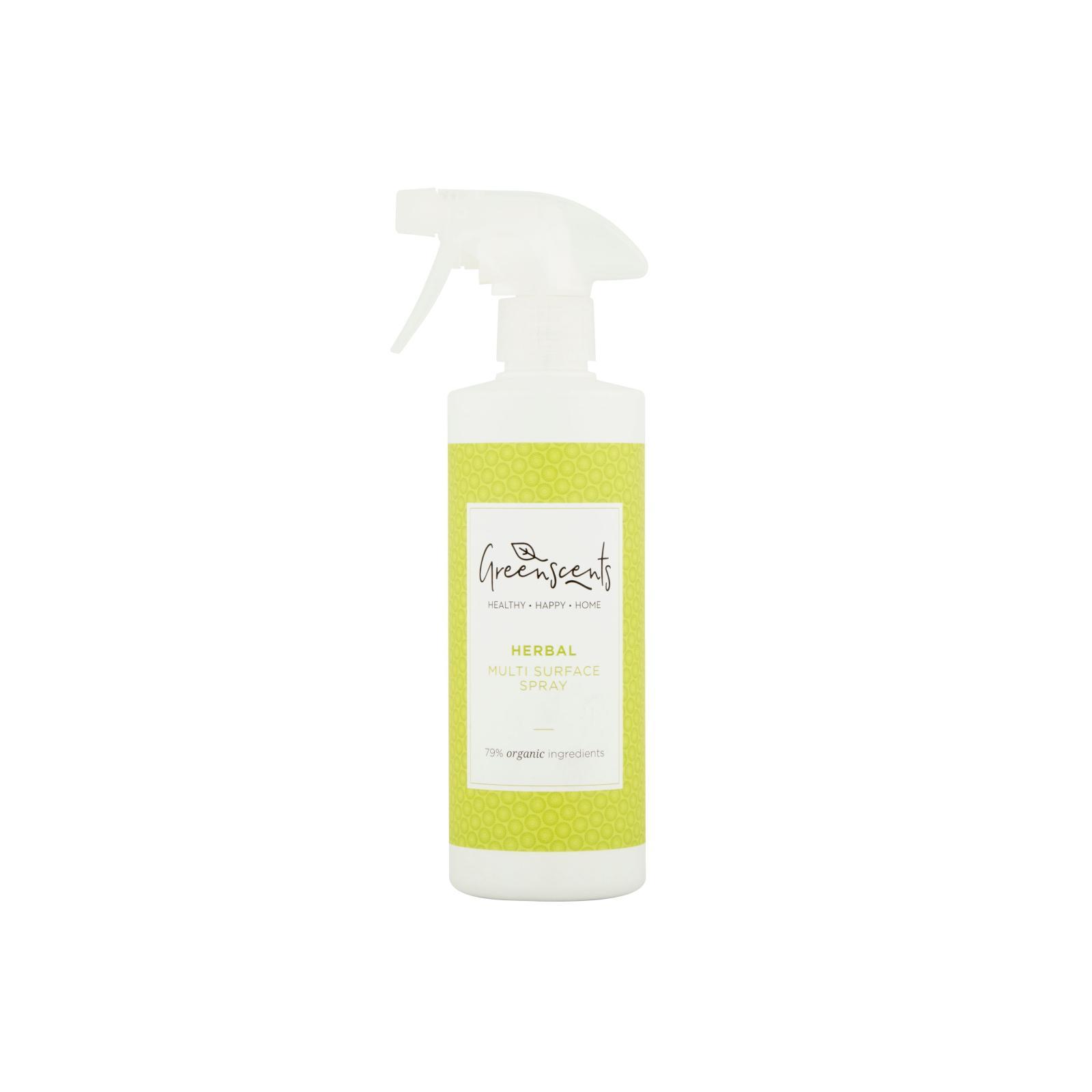 Greenscents Univerzální antibakteriální úklidový sprej Herbal, Bio 500 ml
