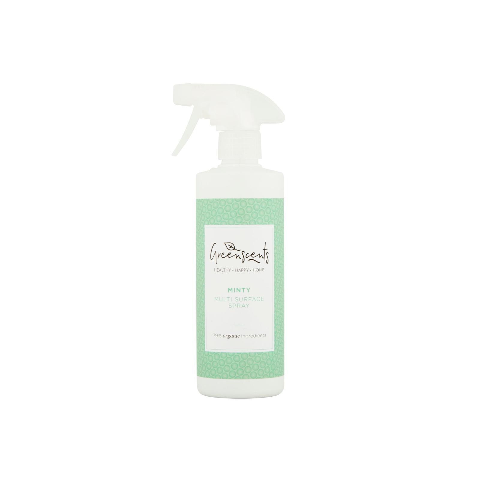 Greenscents Univerzální antibakteriální úklidový sprej Minty, Bio 500 ml
