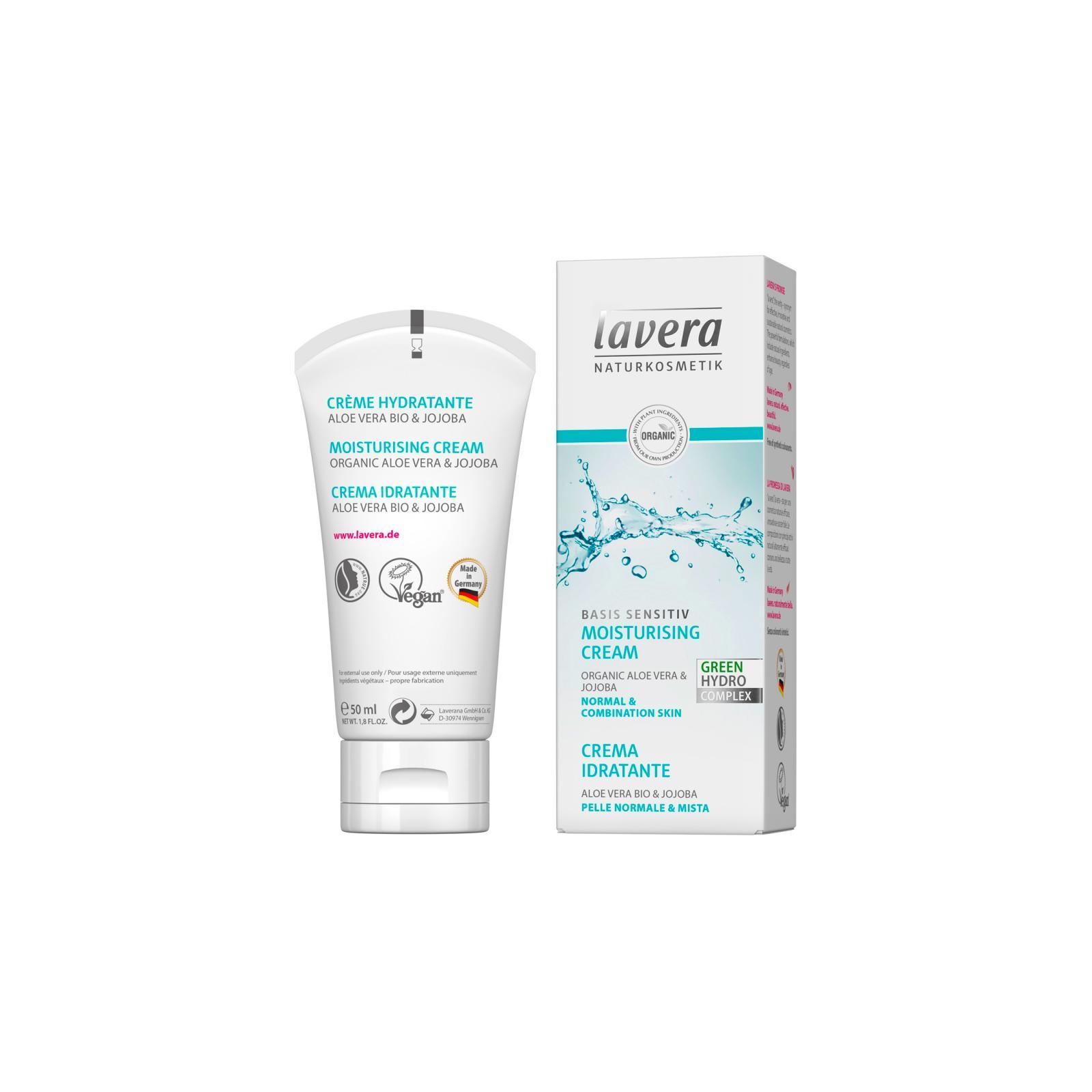 Lavera Hydratační krém, Basis Sensitiv 50 ml