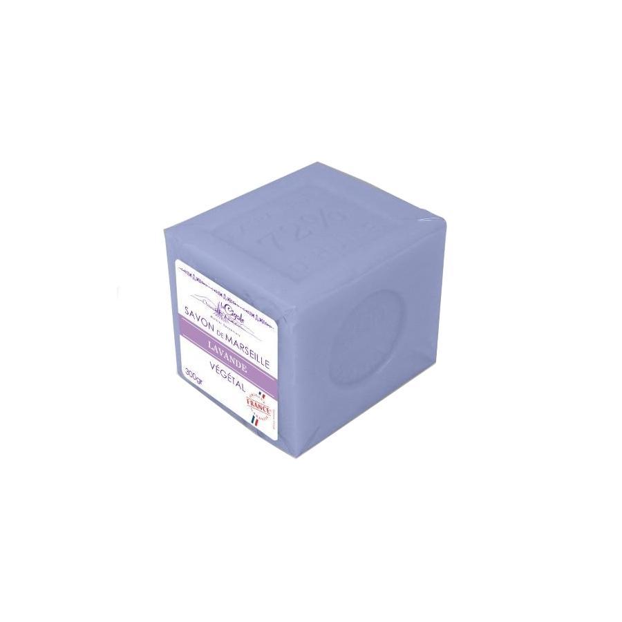 Cigale BIO Marseillské mýdlo Cube, Levandule 300 g