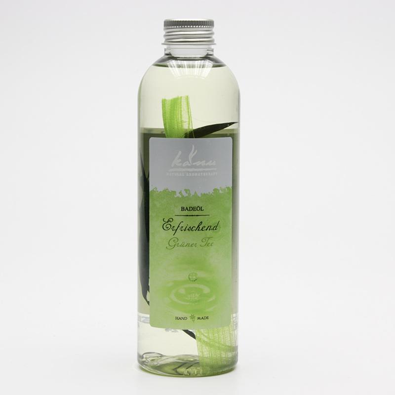 Kanu  ZRUŠENO Koupelový olej zelený čaj 250 ml