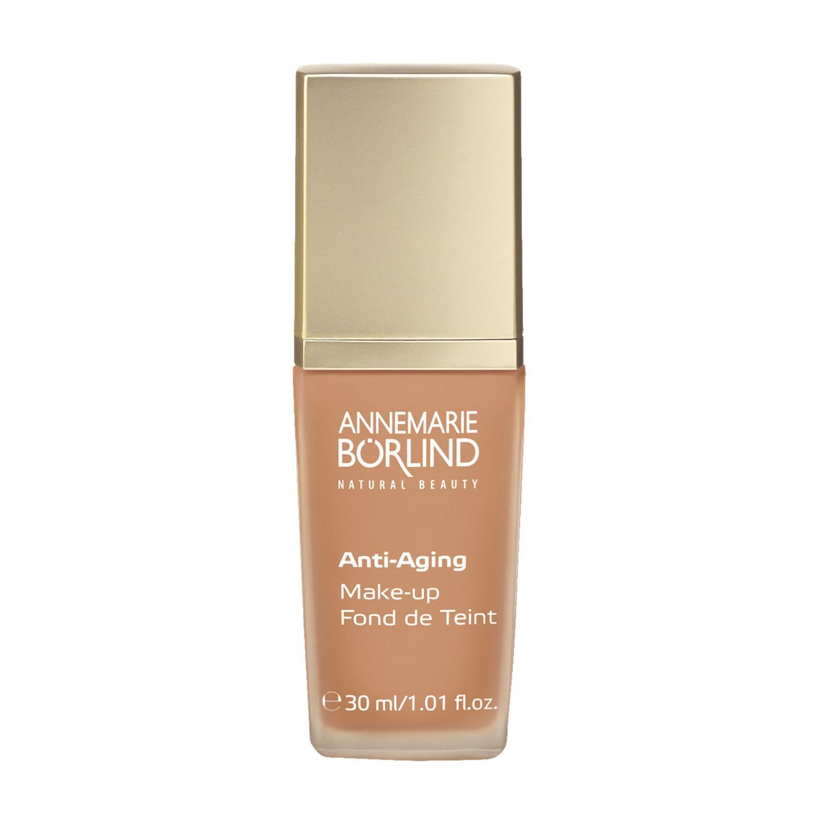 Annemarie Börlind Anti-age tekutý make-up Almond 30 ml