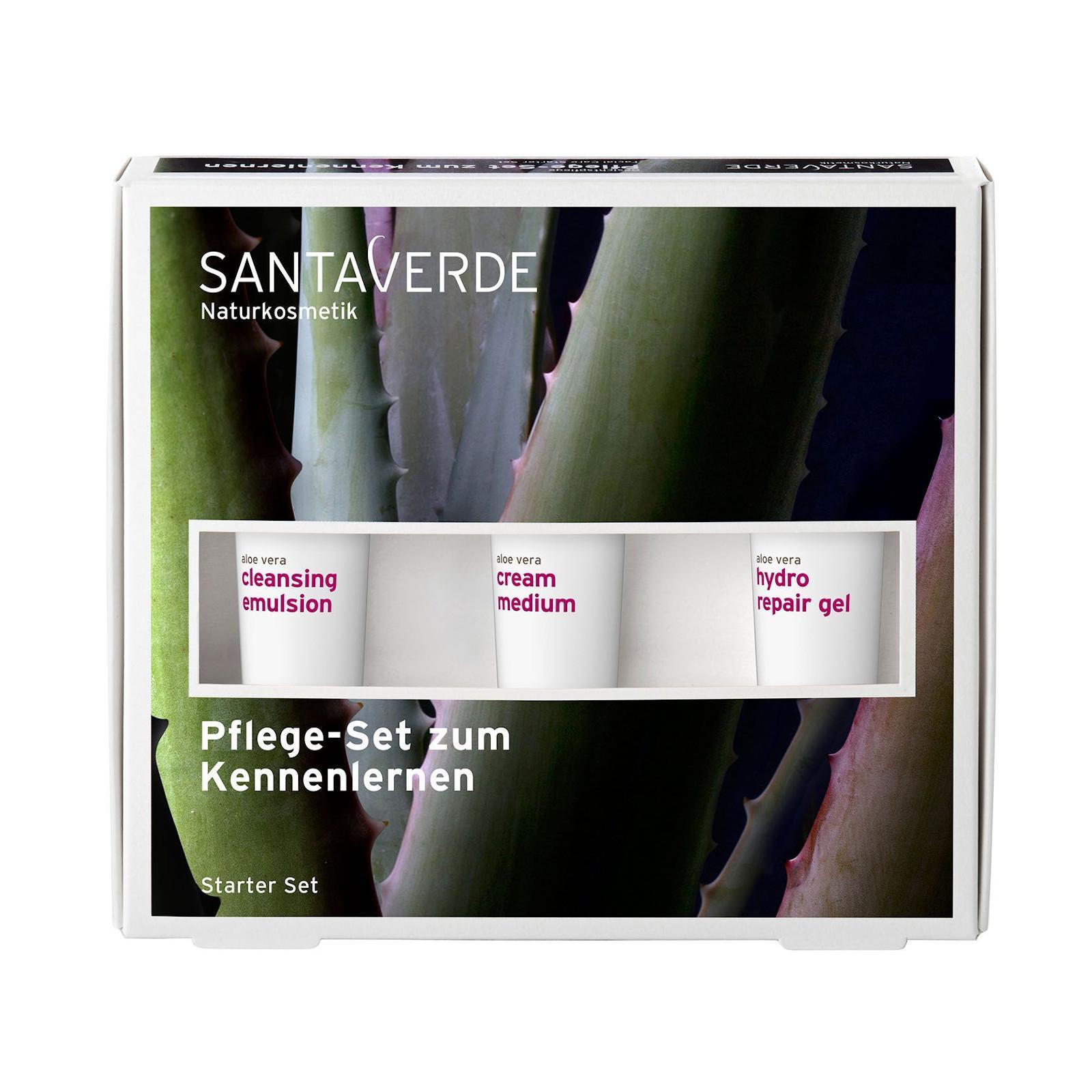 Santaverde Startovací set 3 x 15 ml