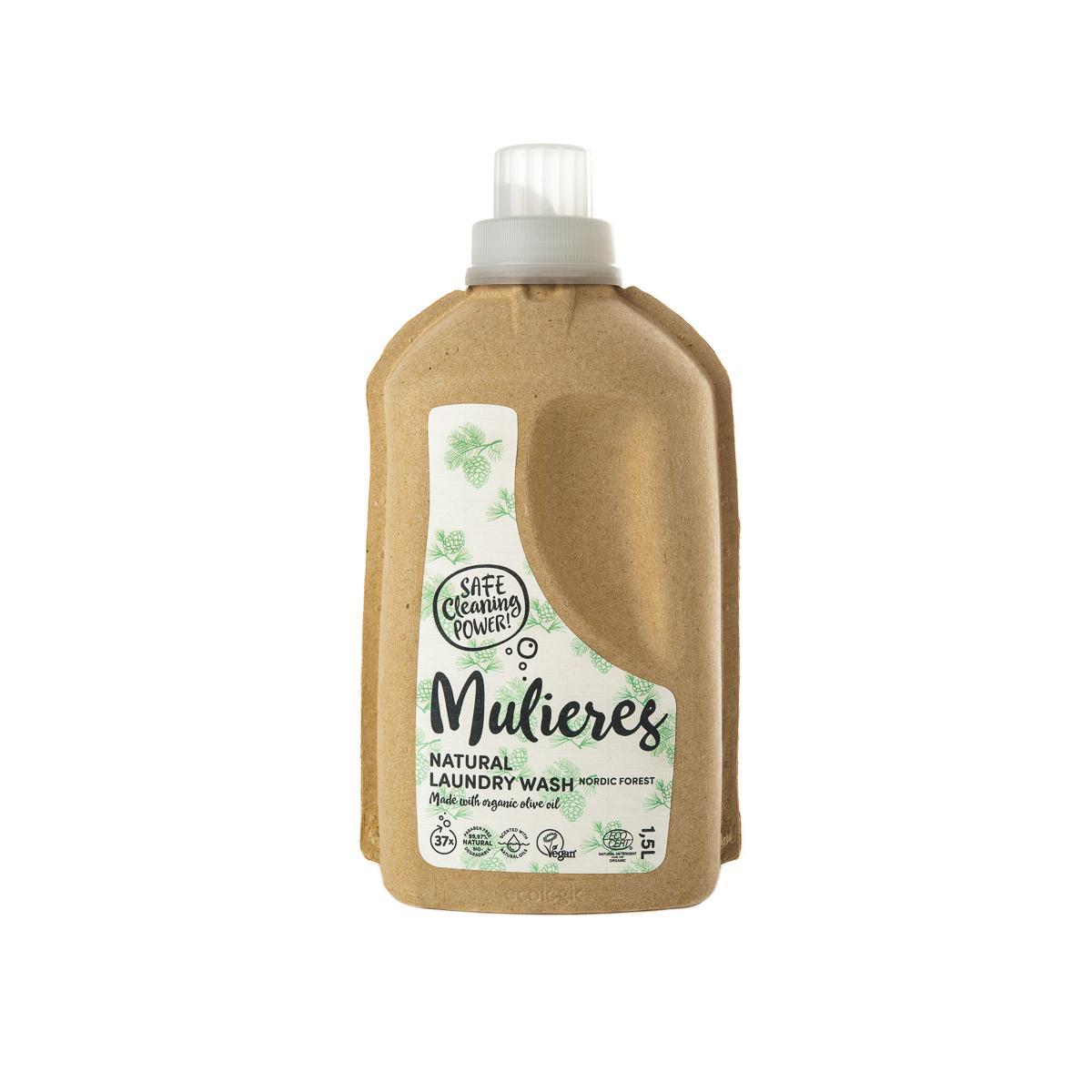 Mulieres Koncentrovaný prací gel, Severský les 1,5 l