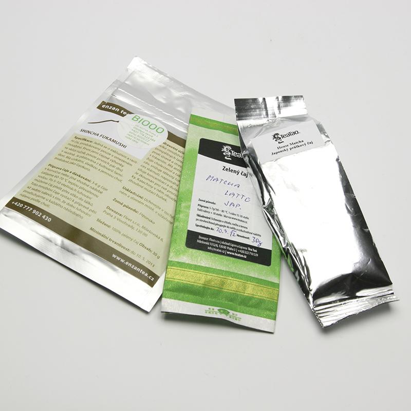 TeaTao Výprodej Zelený čaj práškový Matcha House 40 g