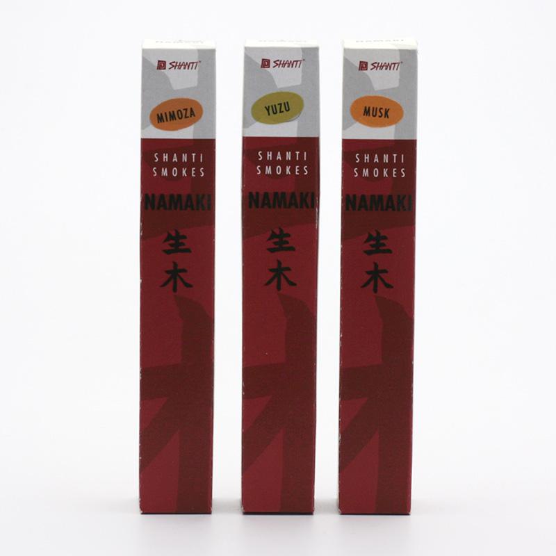 Namaki Vonné tyčinky japonské Mimoza 10 ks