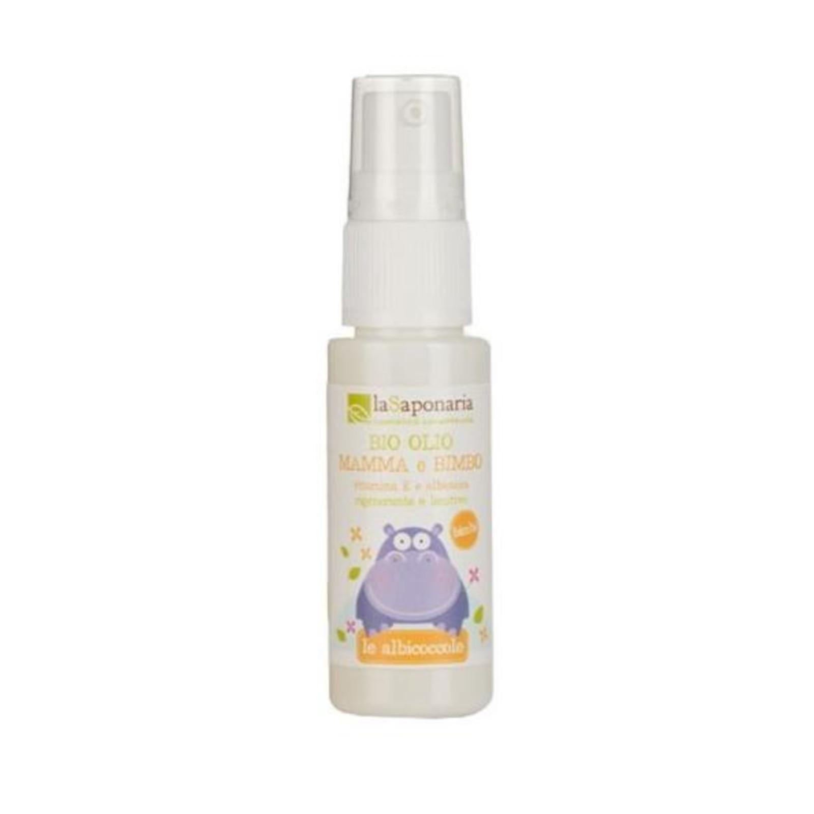 laSaponaria Hojivý olej pro maminky a miminka BIO 25 ml