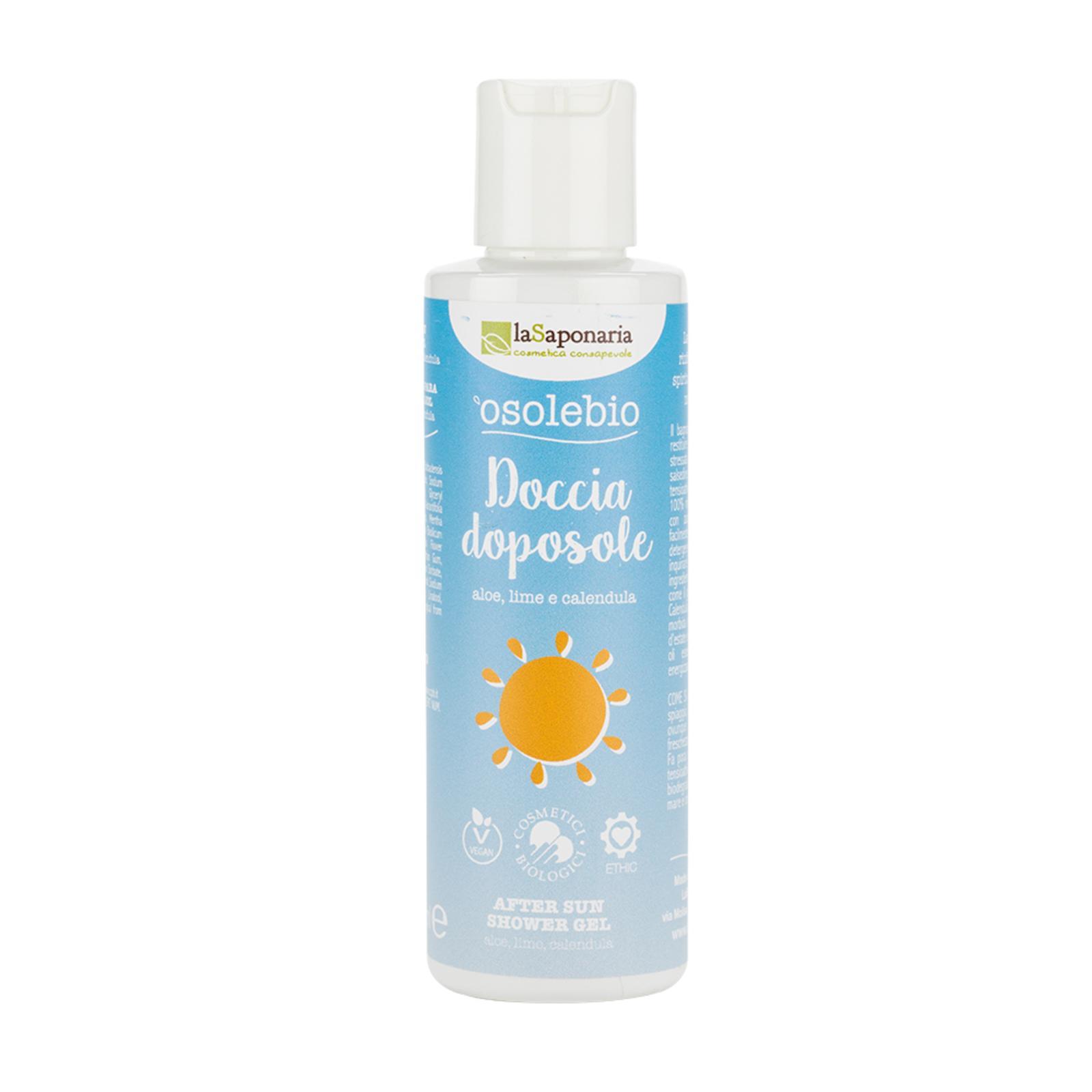 laSaponaria Sprchový gel po opalování BIO 150 ml