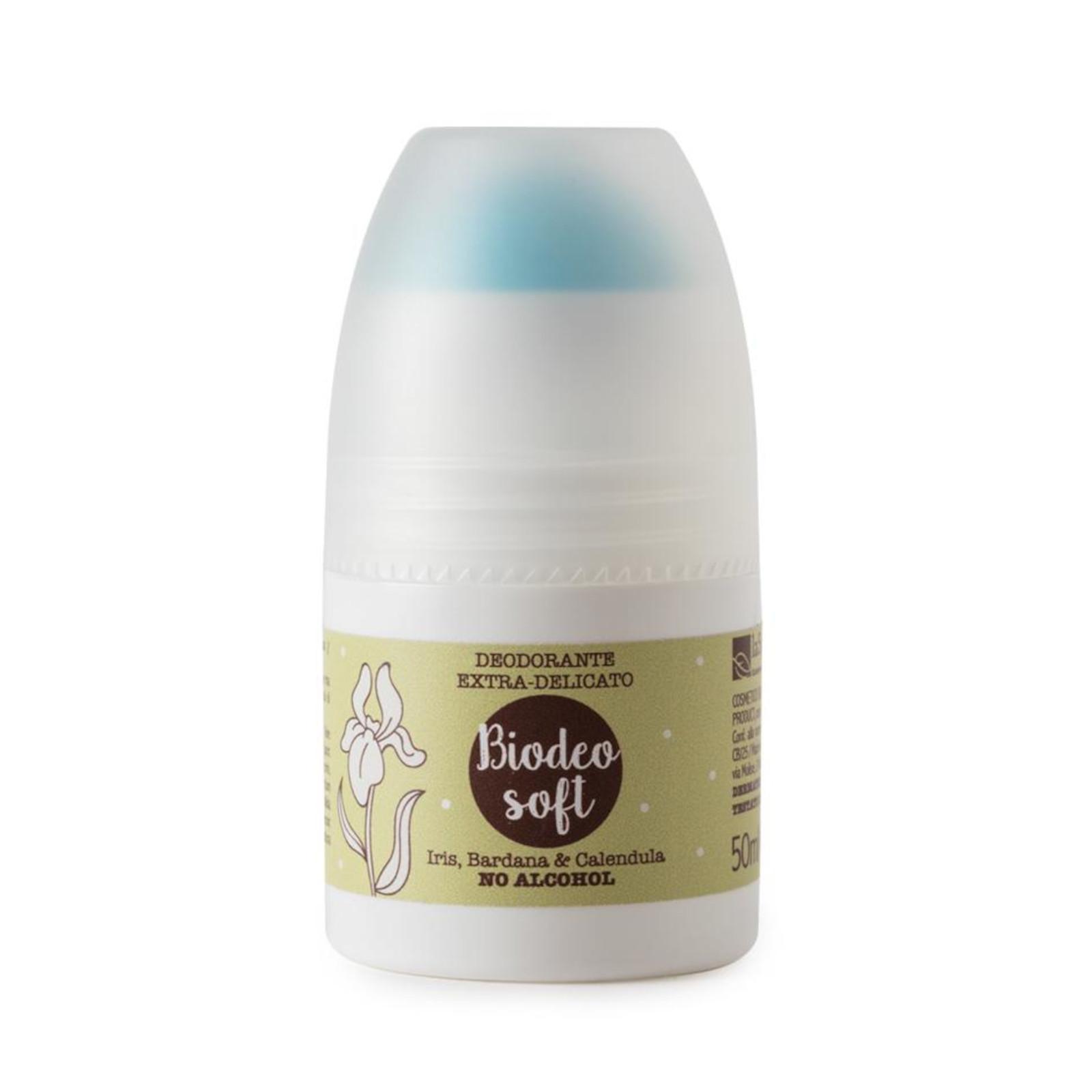 laSaponaria Deodorant roll-on extra jemný s měsíčkem BIO 50 ml