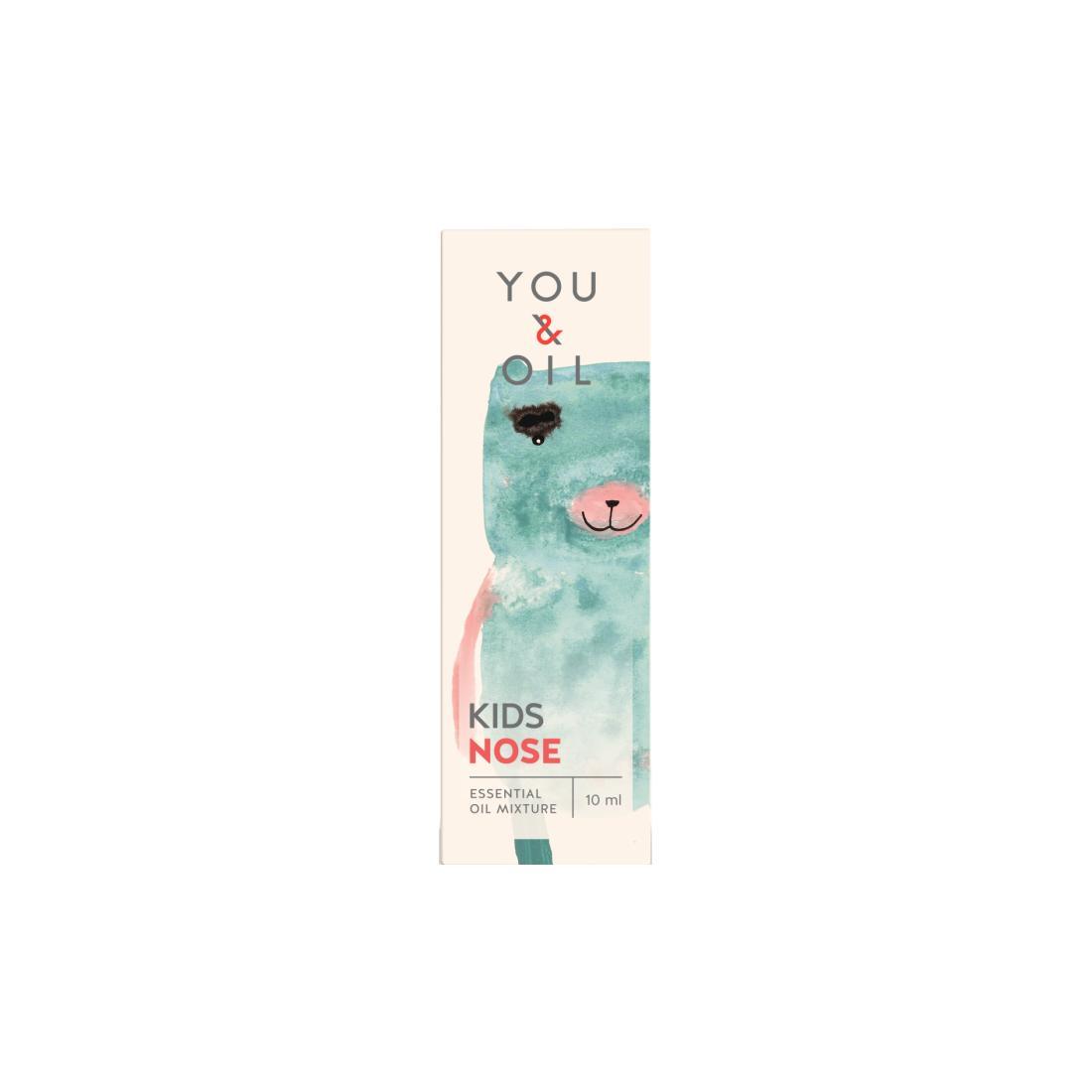You&Oil Bioaktivní směs pro děti Ucpaný nos, KIDS 10 ml