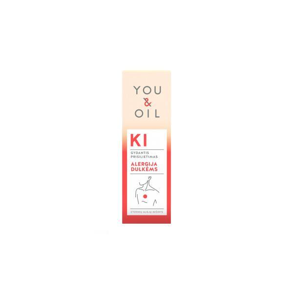 You&Oil Bioaktivní směs Alergie na prach, KI 5 ml