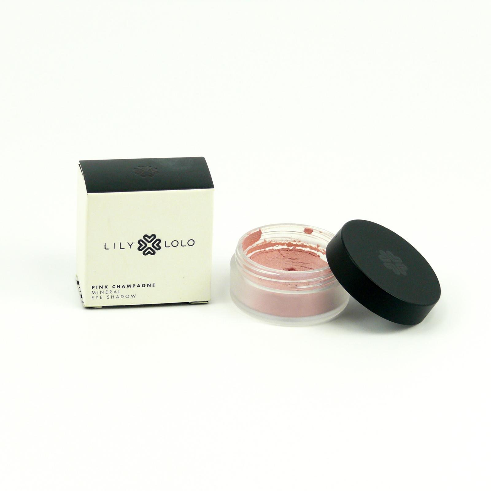 Lily Lolo Mineral Cosmetics Minerální oční stíny Pink Champagne 2 g