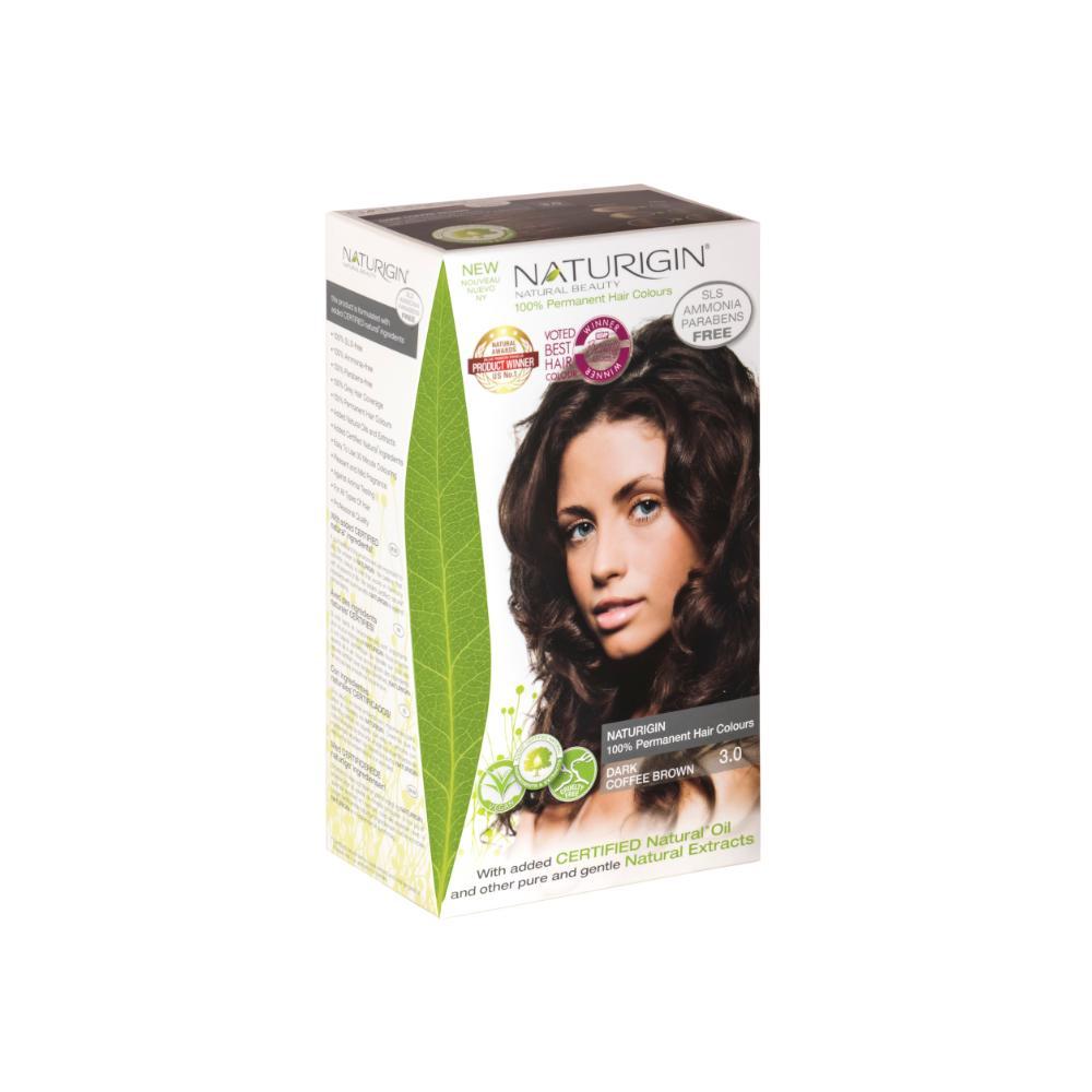 NATURIGIN Barva na vlasy Dark Coffee Brown 3.0 1 ks