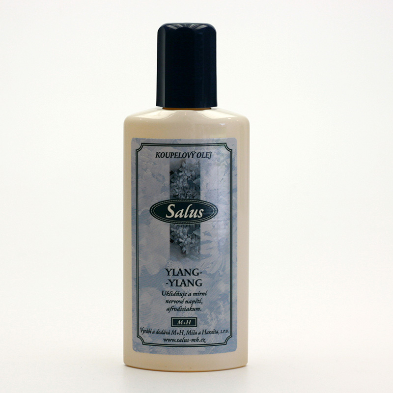Saloos x Koupelový olej ylang-ylang 100 ml