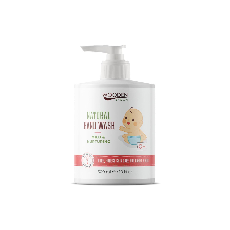 WOODEN SPOON Přírodní tekuté mýdlo pro děti 300 ml