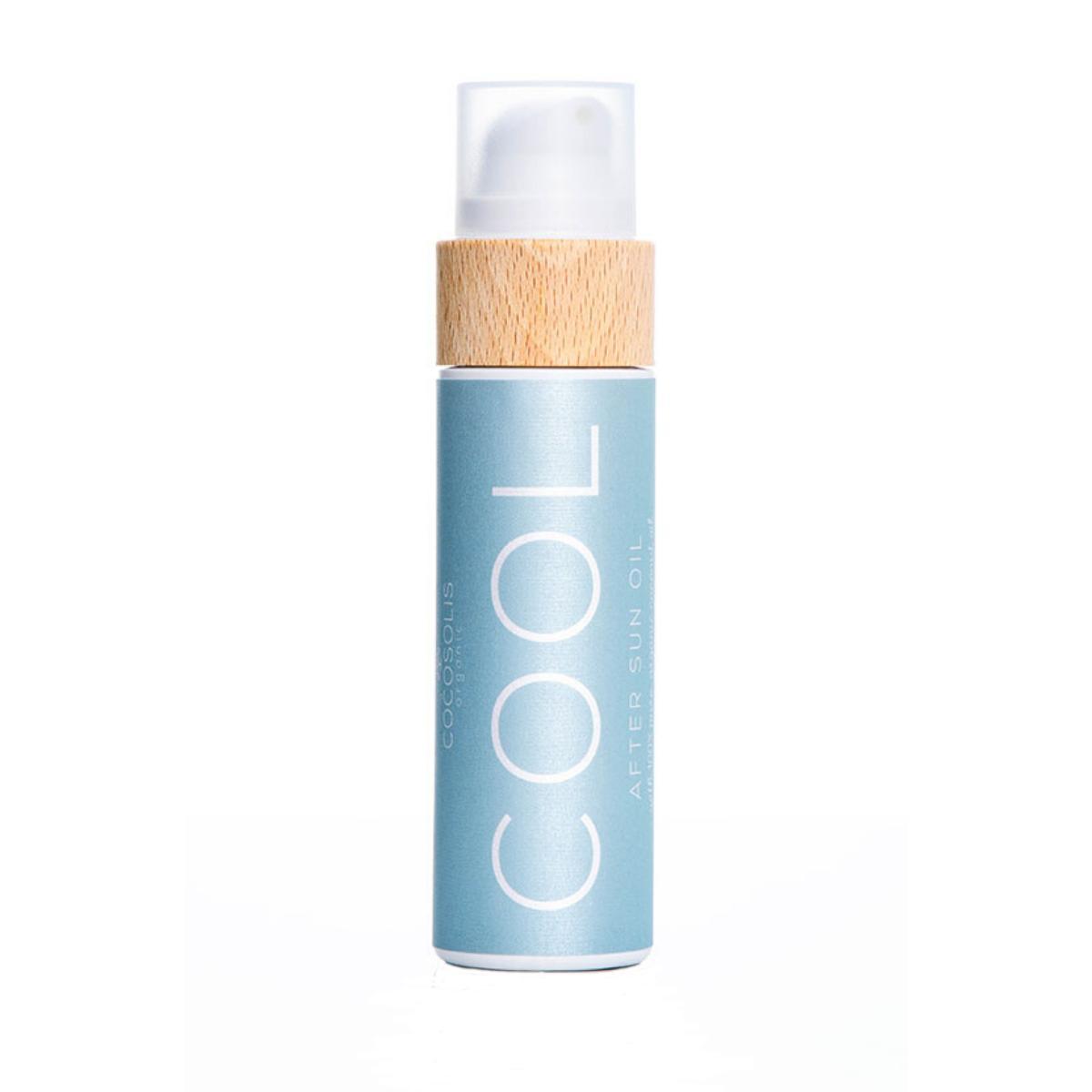 COCOSOLIS organic Chladivý olej po opalování 110 ml