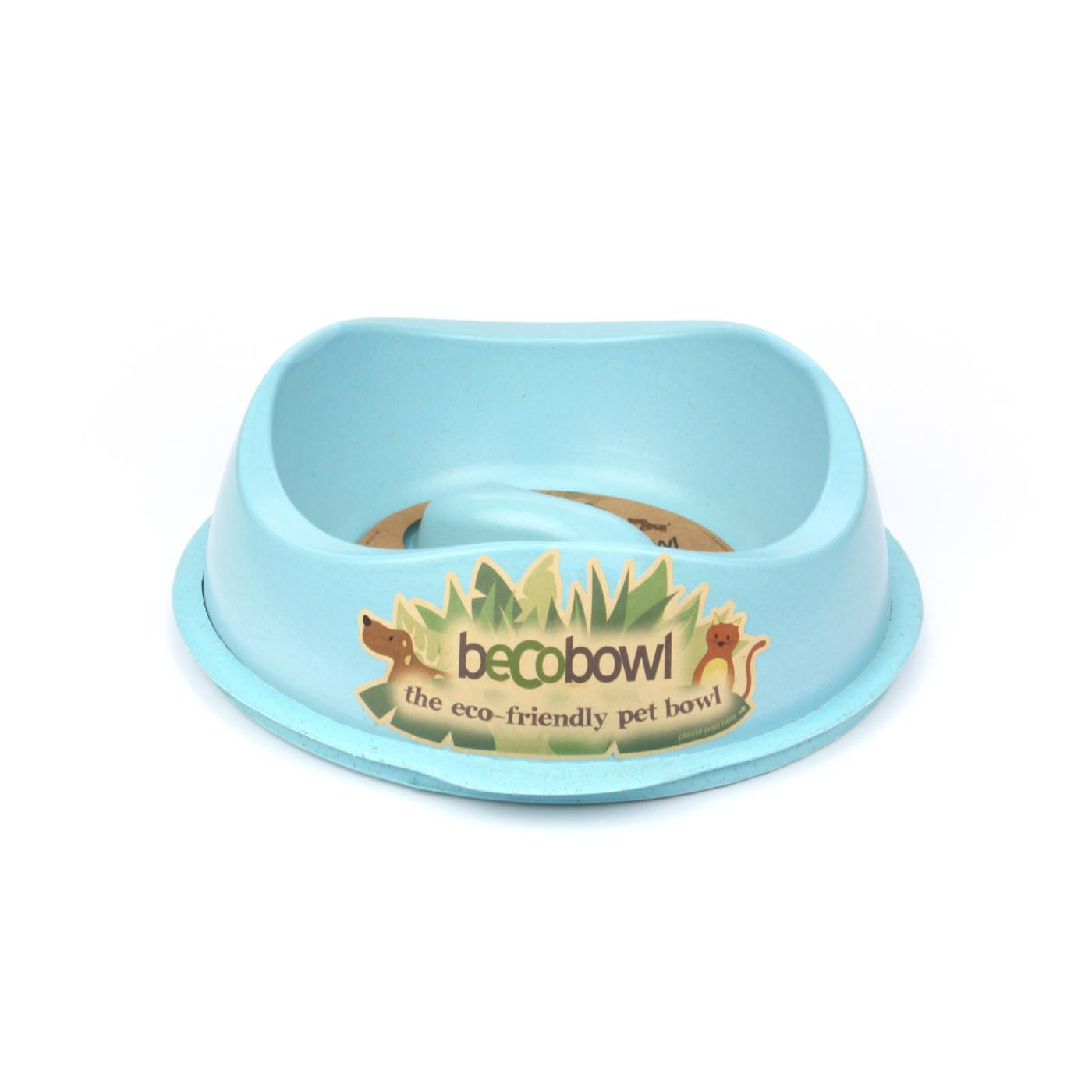 Beco Pets Beco Bowl Slow Feed Large 1 ks, modrá