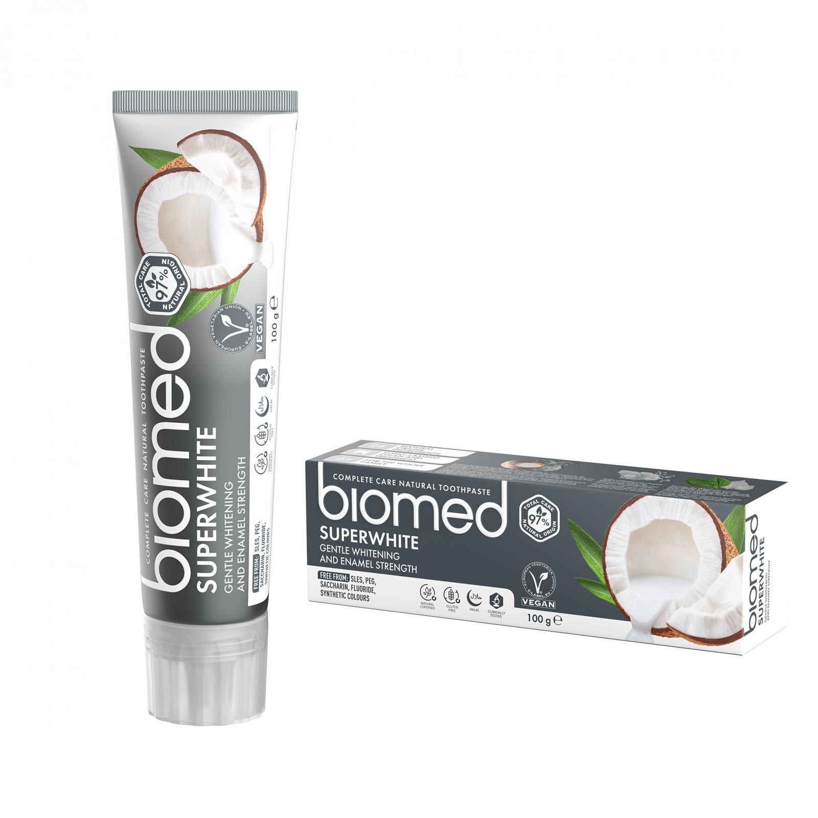 BIOMED Superwhite zubní pasta 100 g