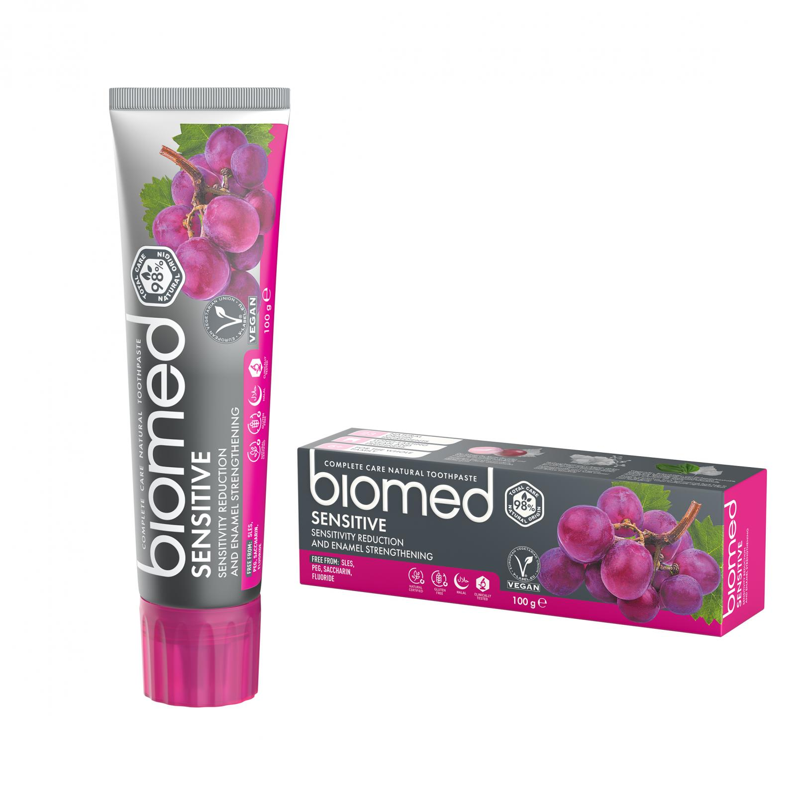 SPLAT Zubní pasta BIOMED Sensitive 100 g
