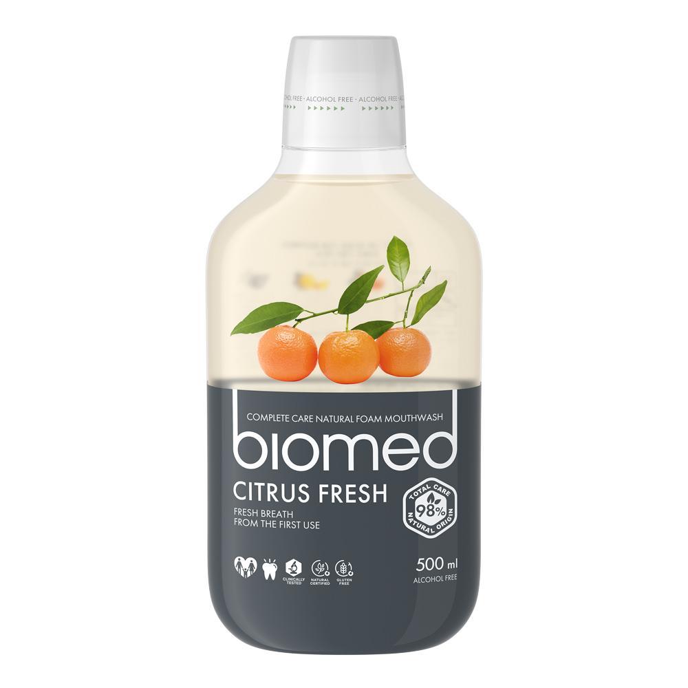 SPLAT BIOMED Citrus Fresh ústní voda 500 ml