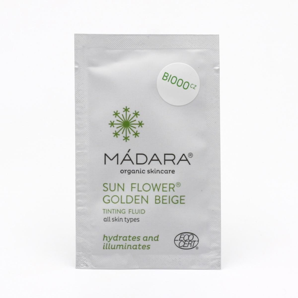 Mádara Tónovací fluid Sunflower 1,5 ml