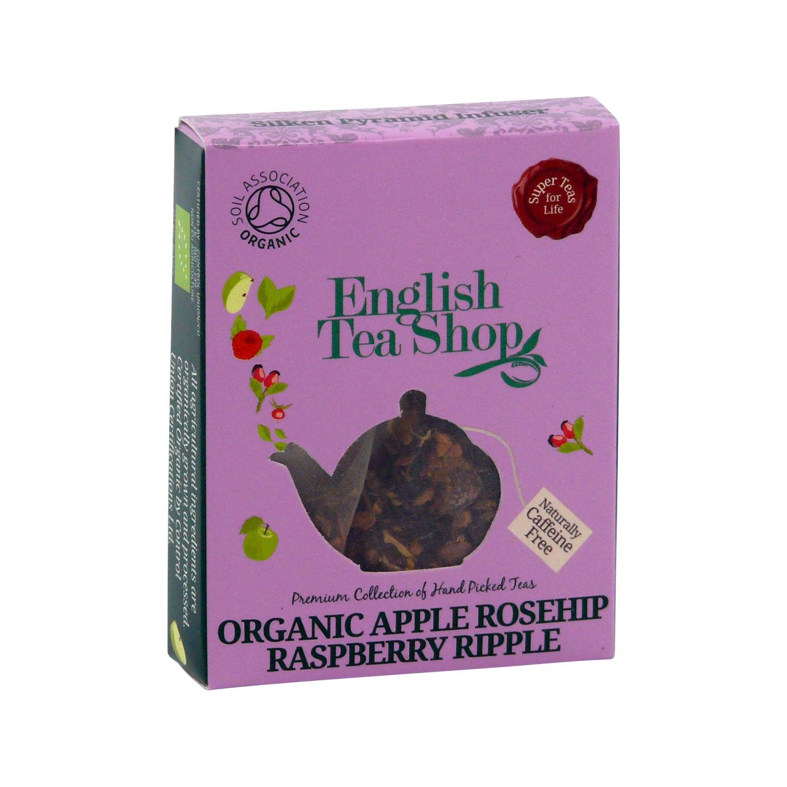 English Tea Shop Čaj šípek a malina 1 ks, 9 g