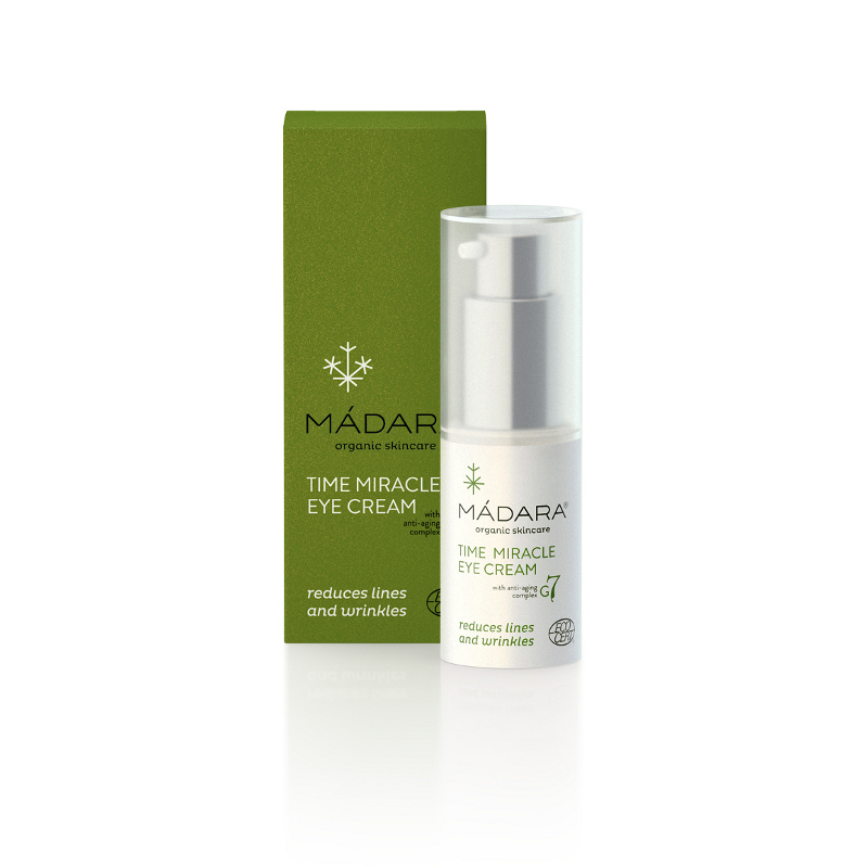 Mádara Oční krém, Advanced Anti-Aging 15 ml