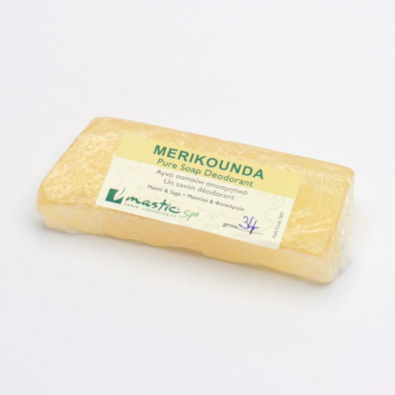 Mastic spa Mýdlo Merikounda cena za 50 g