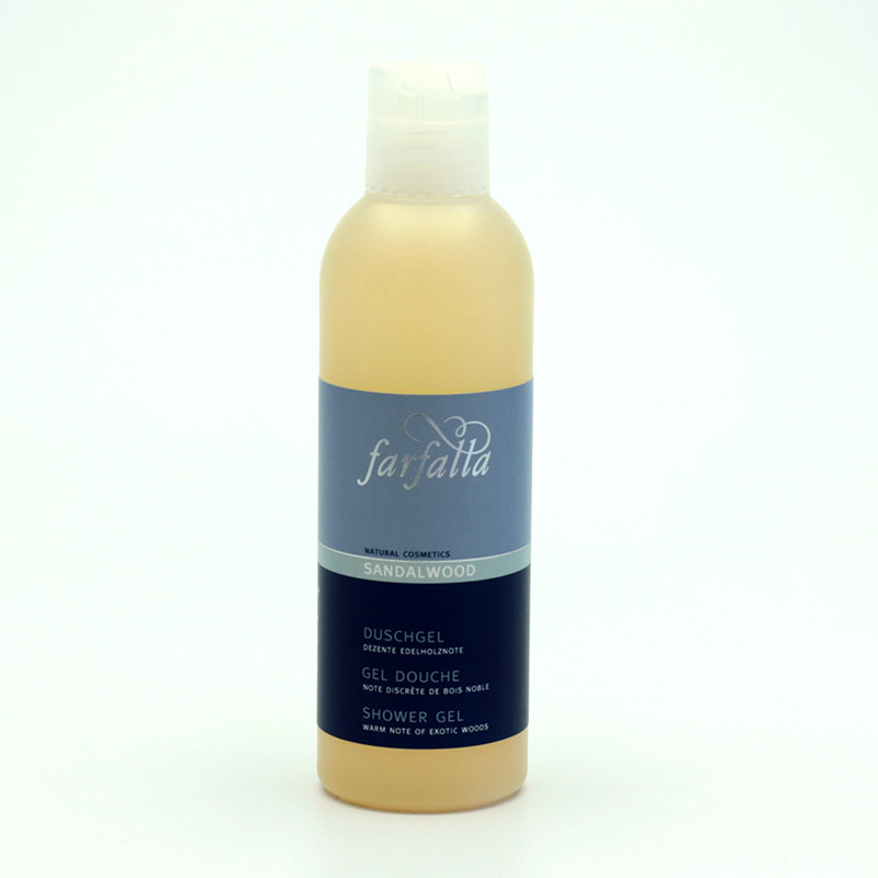 Farfalla Sprchový gel, Sandalwood 1 l