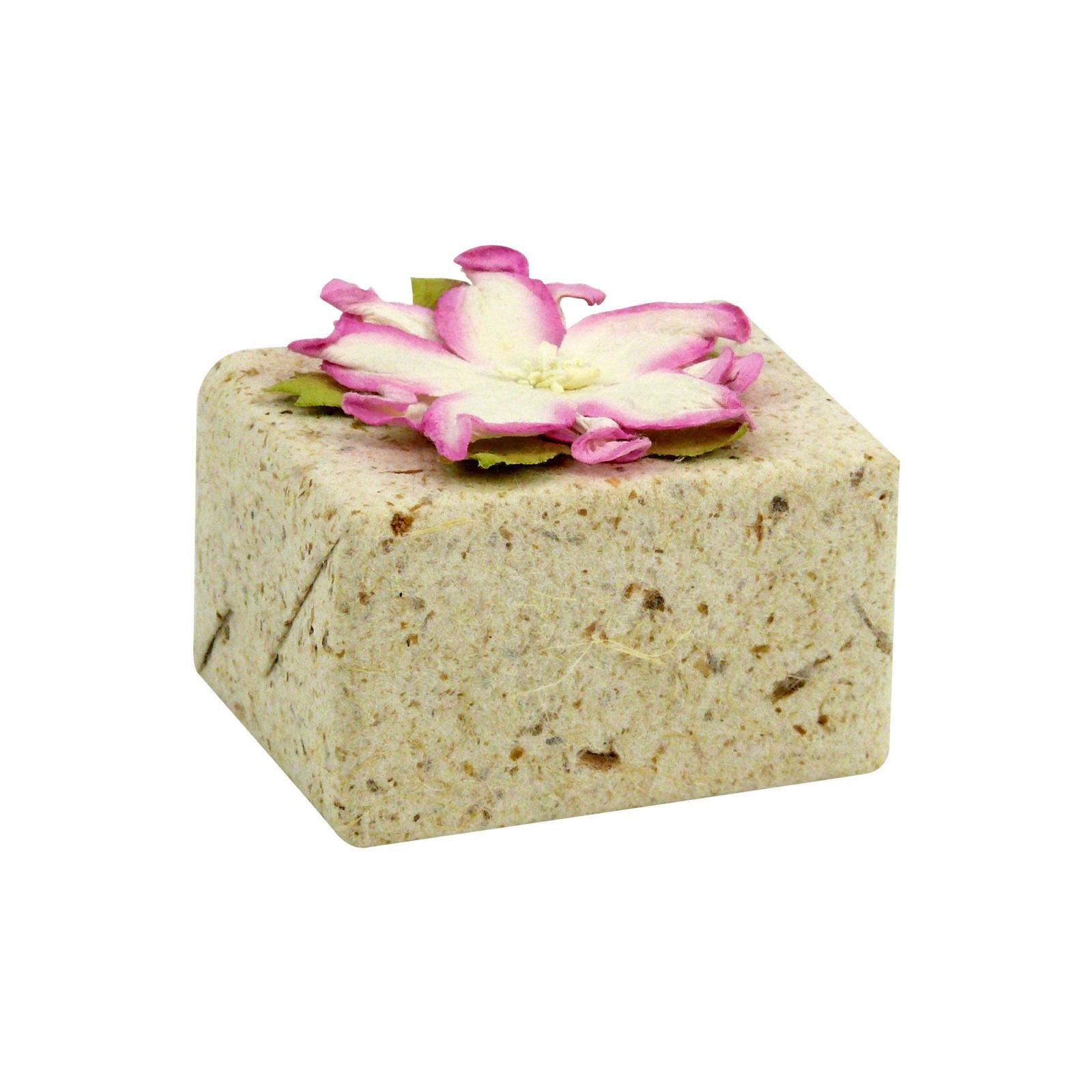 Pure Fiji Kokosové mýdlo v ručním papíře, plumérie 50 g