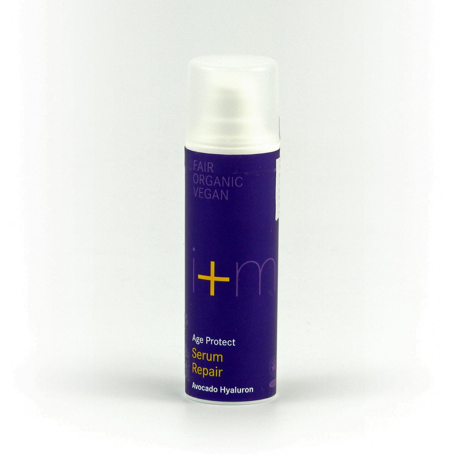I+M Naturkosmetik Sérum obnovující Age-Protect 30 ml