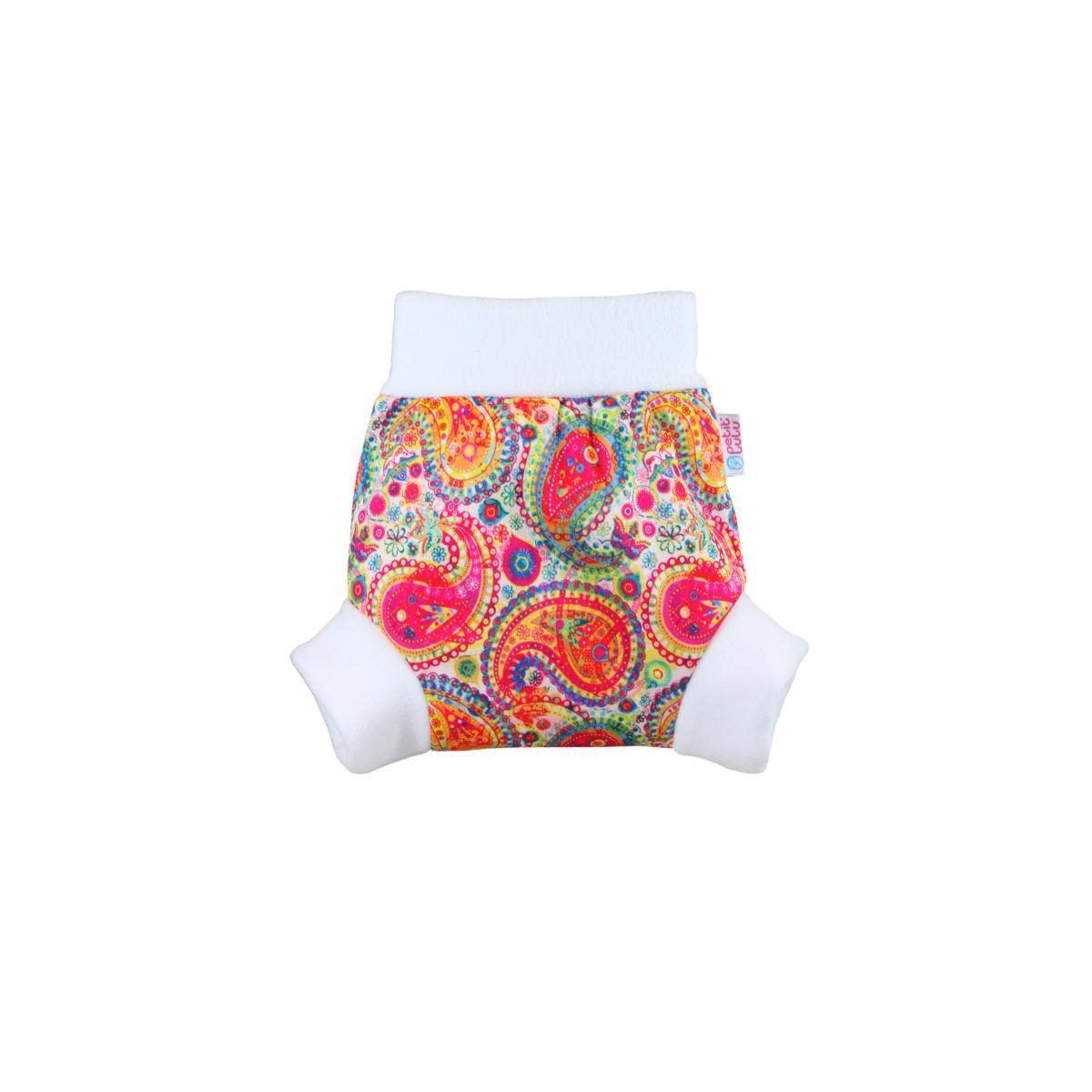 Petit Lulu Barevný Orient pull-up svrchní kalhotky 1 ks, M