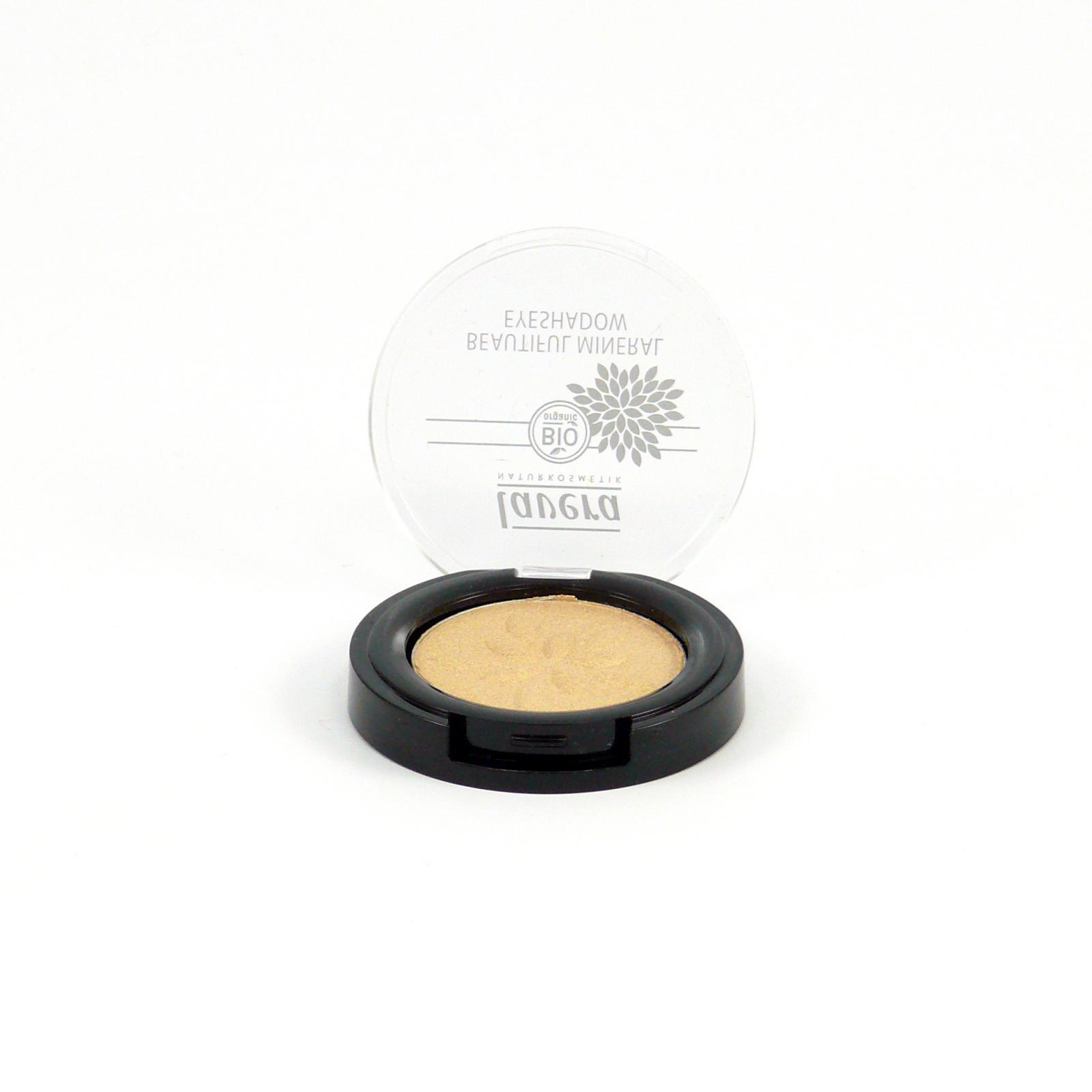 Lavera Oční stíny MONO 01 zlatá, Trend Sensitive 2014 2 g