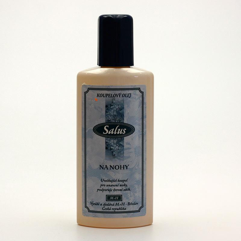 Saloos x Koupelový olej na nohy 100 ml