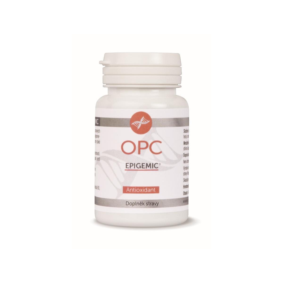 Epigemic OPC, kapsle 60 ks, 30 g