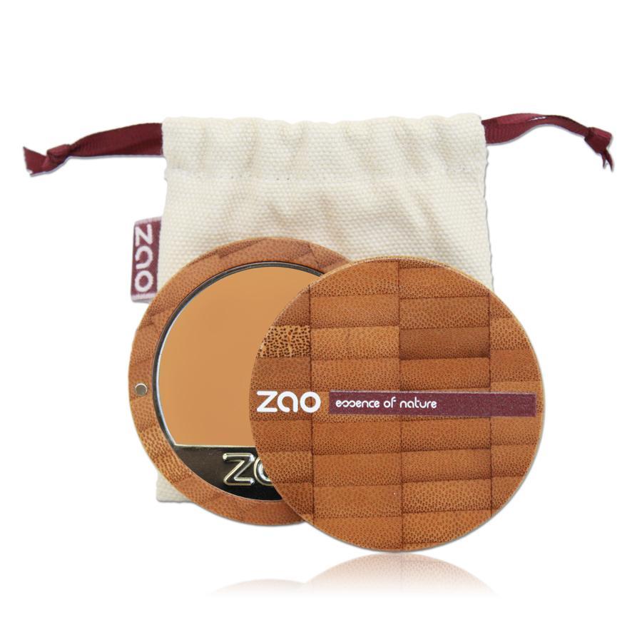 ZAO Kompaktní make-up 731 Apricot 6 g bambusový obal