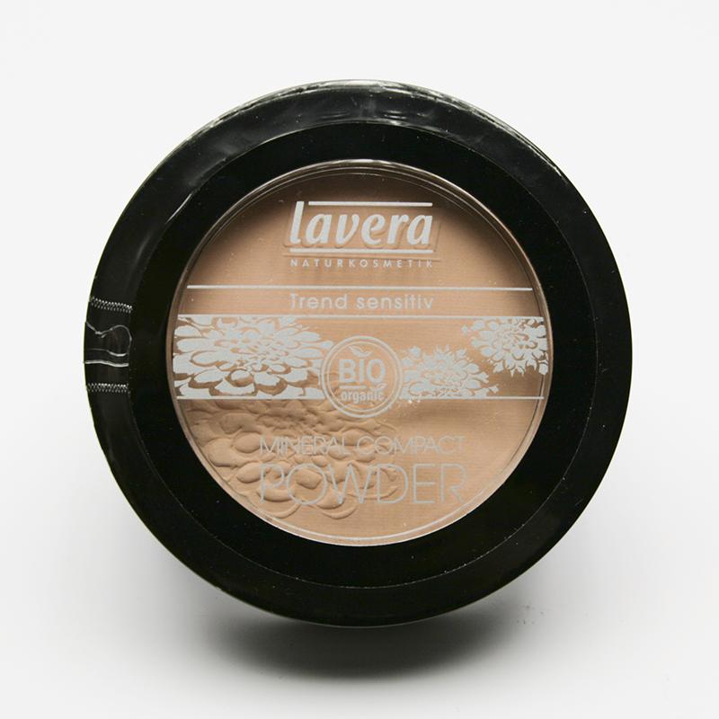 Lavera Minerální kompaktní pudr 01 slonová kost, Trend Sensitive 6,1 g