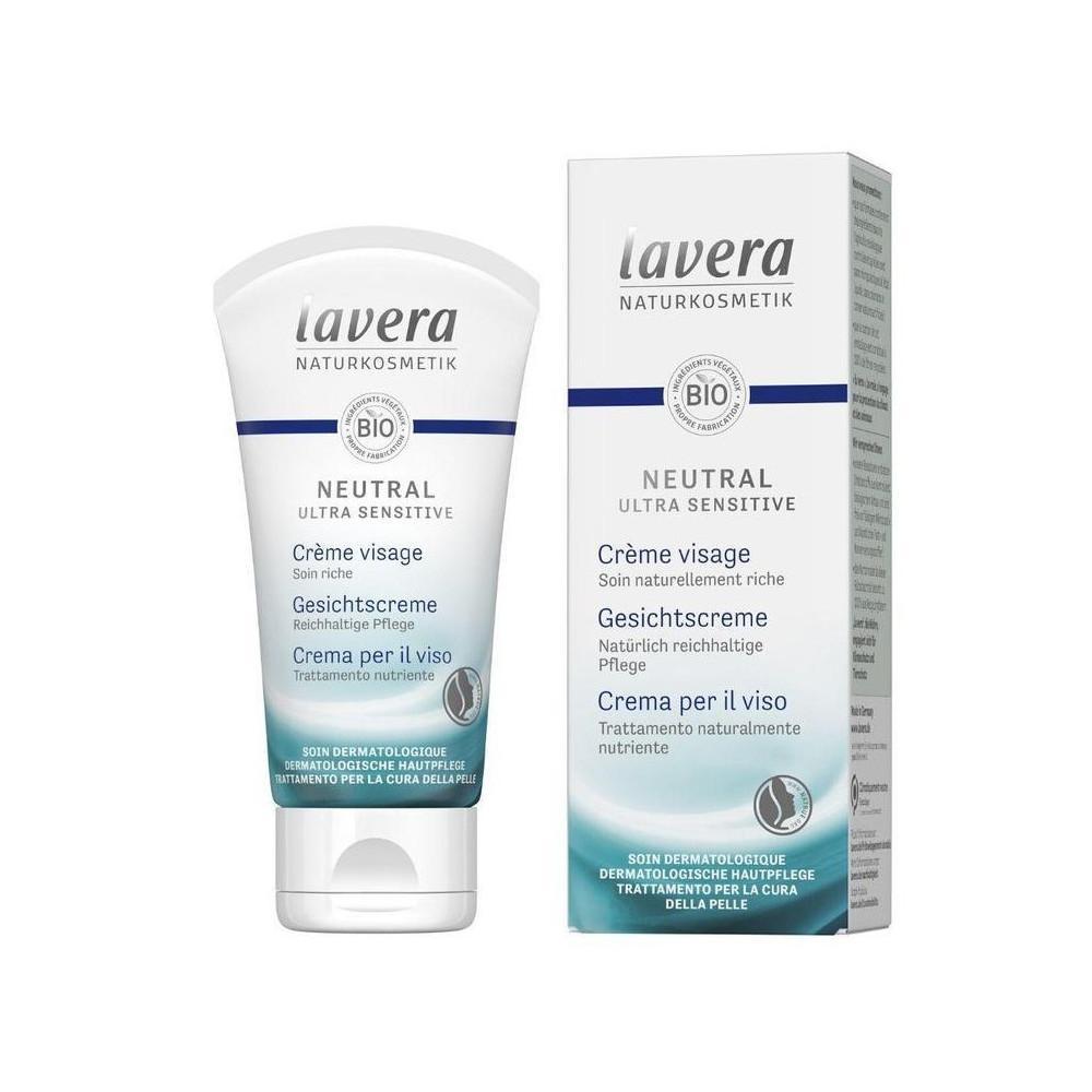 Lavera Neutral ultra sensitive Pleťový krém 50 ml