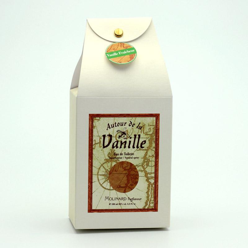 Molinard Toaletní voda Vanille Fraicheur, tester 100 ml