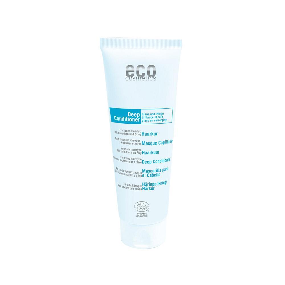 Eco Cosmetics Vlasová kúra s rakytníkem 125 ml