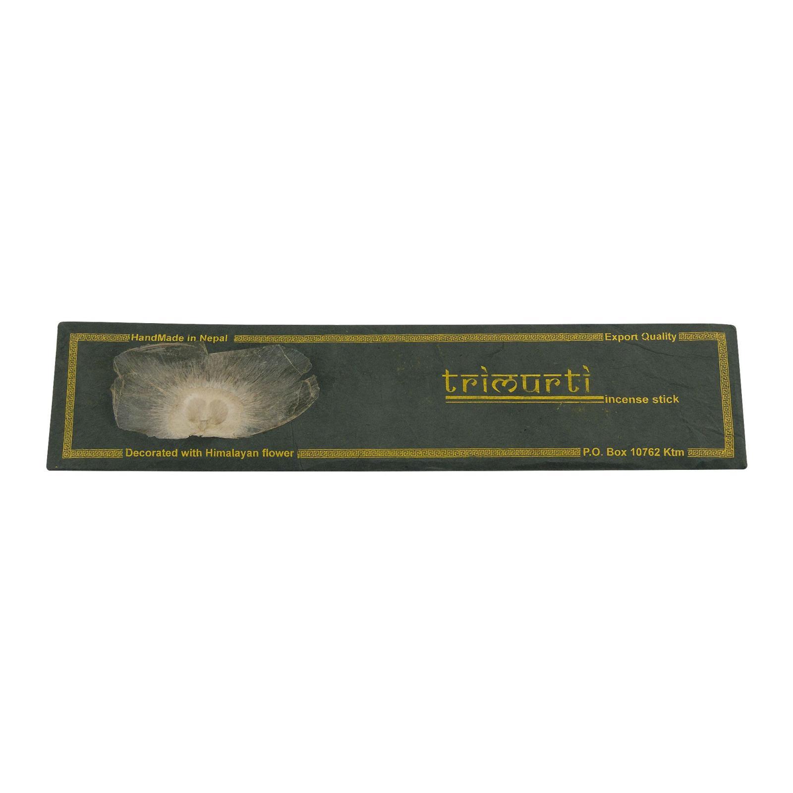 Himalayan Herbal Vonné tyčinky nepálské Trimurti 15 ks